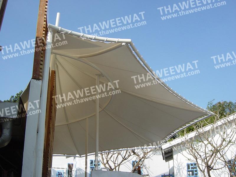 Thaweewat ทวีวัฒน์ กันสาด ผ้าใบ เต็นท์ เต็นท์ผ้าใบ เต็นท์